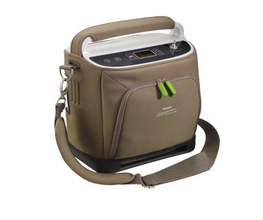 Portable oxygen therapy Simply Go O2